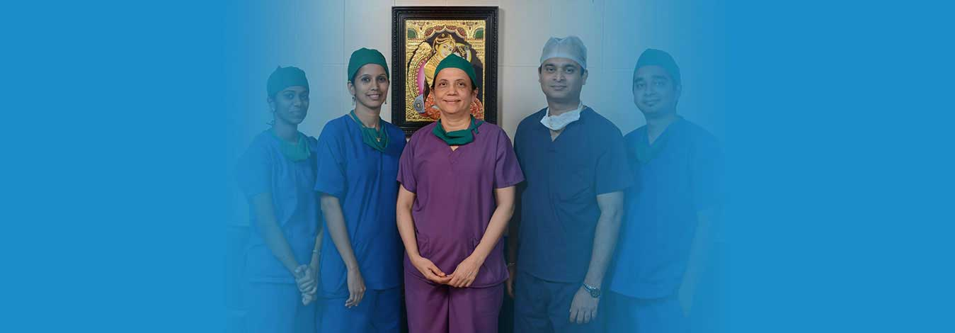 Dr. Sudha Tandon - Fertility, IVF and Endoscopy Center, Chembur