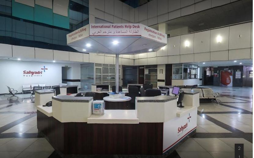 Sahyadri Speciality Hospital - Nagar Road