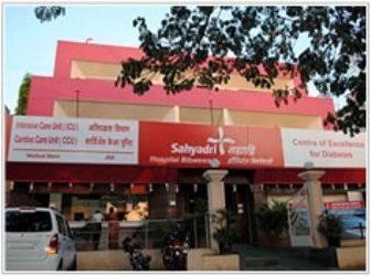 Sahyadri Hospital - Bibwewadi