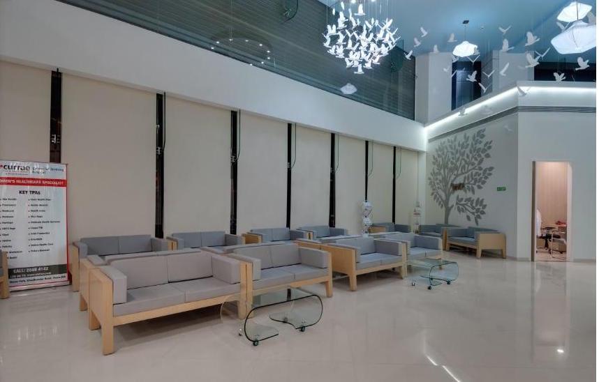 Currae Gynaec IVF Birthing Hospital