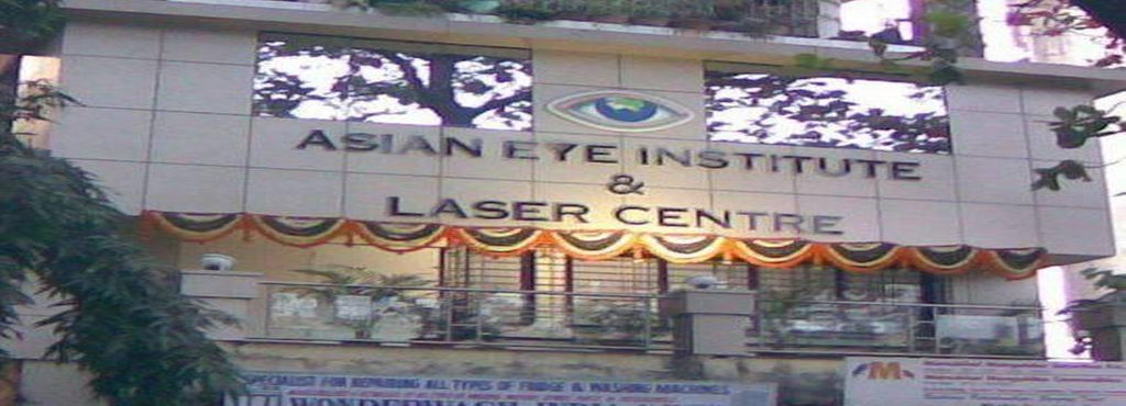 Asian Eye Institute & Laser Center, Kandivali East