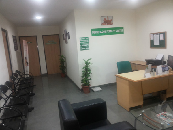 Fortis Bloom Fertility Centre - Faridabad